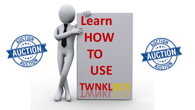 how to use TWNKLBDS