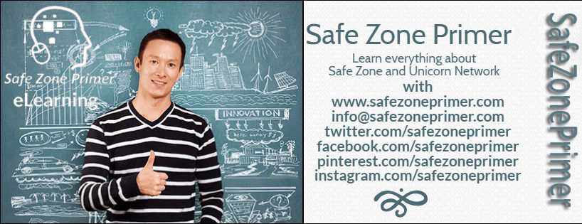 Safe Zone Primer Cover Photo
