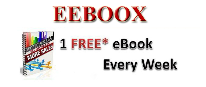 Get free ebook every week