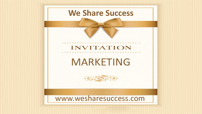 invitation marketing