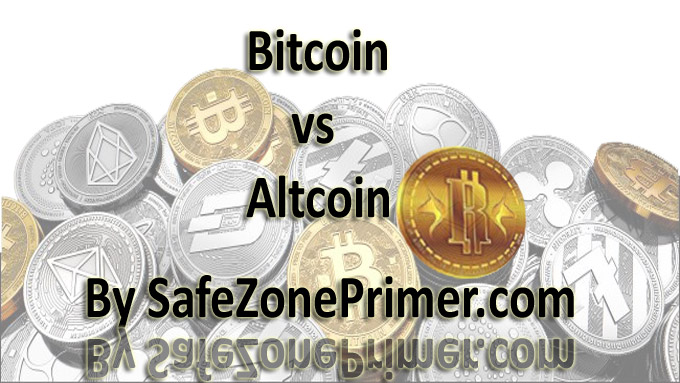 Bitcoin vs Altcoins.