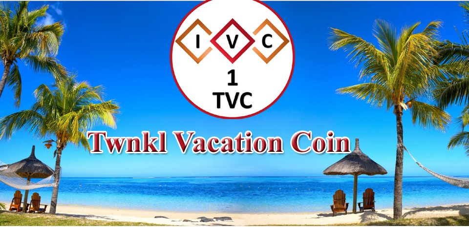 Twnkl Vacation Coin