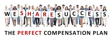 We Share Success The Perfect Compensation Plan