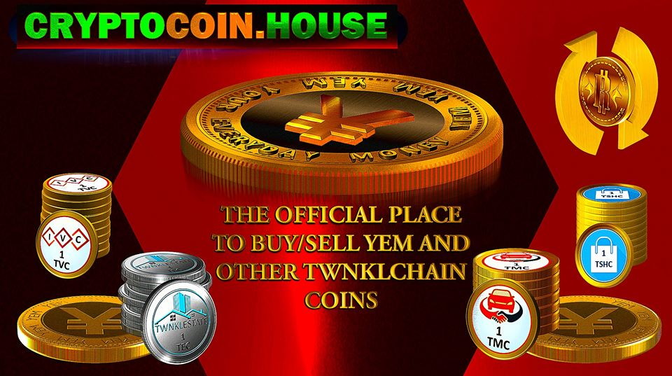 Crypto Coin House