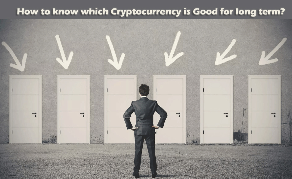 Which Cryptocurency is Good for long term?